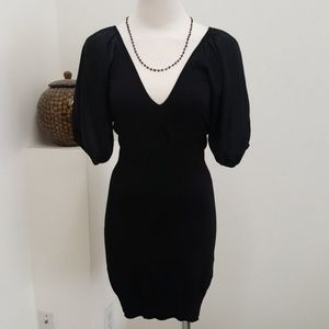 Stretchy Black Bebe Dress